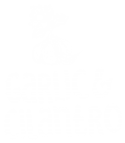 Garlic and Cilantro